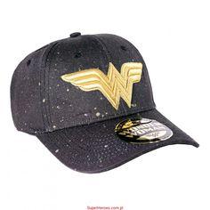 Czapka Wonder Woman z daszkiem