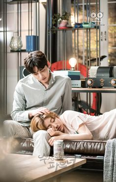 Ji chang wook and nam ji hyun (suspicious partner) Ji Chang Wook, Romance, Suspicious Partner Kdrama, Bride Of The Water God, W Two Worlds, Drama Fever, Weightlifting Fairy Kim Bok Joo, While You Were Sleeping, Ulzzang Couple