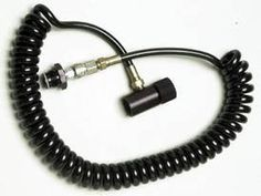 Rap4 Shogun Paintball Heavy Duty Coiled Remote with on/off
