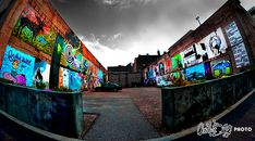 freak alley, downtown, boise idaho. Here is a great article with LOTS of pics of Boise's thriving art scene: http://idaho.for91days.com/2013/01/07/freak-alley-and-boises-public-art/     #BoiseIdaho #Idaholove #Idahome #BestKeptSecret