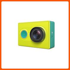 YI Action Camera (US Edition) Lime Green - Toys for big kids (*Amazon Partner-Link)