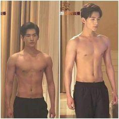 Shawn Wei looking smoking hot! Sexy Asian Men, Asian Boys, Sexy Men, Asian Men Fashion, Hot Korean Guys, Korean Men, Handsome Actors, Handsome Boys, Asian Actors