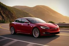 Tesla Model S P100D with 315 mile range