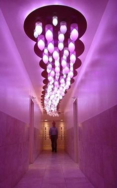 Radiant Orchid Hall