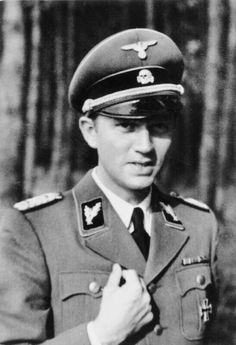 Walther Schellenberg was a German SS-Brigadeführer who rose through the ranks of the SS to become the head of foreign intelligence following the abolition of the Abwehr in 1944. In 1940 he was charged with compiling the Informationsheft G.B., a blueprint for the occupation of Britain. A supplement to this work was the Sonderfahndungsliste G.B. ('Special Search List G.B'), a list of 2820 prominent Britons to be arrested immediately after the successful invasion of the UK.