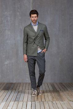 Brunello Cucinelli Fall 2015 Menswear - Collection - Gallery - Style.com