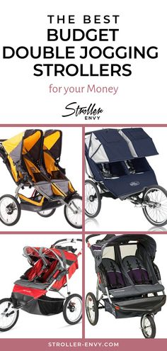 Best Double Jogging Stroller for Your Budget