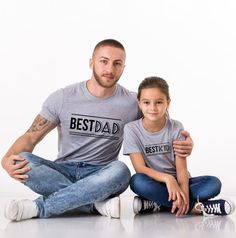 a4ef71c6 Daddy and Me Sets Archives - Awesome Matching Shirts for Couples, Families  and Friends by Epic Tees. Father's Day ...