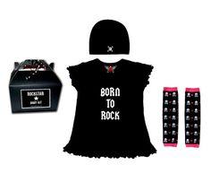Punk Baby Girl Gift