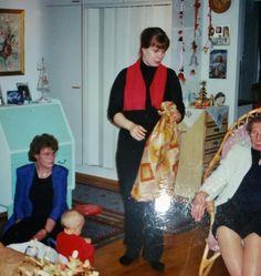 RunoMaalari: Joulu2001