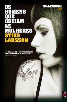 Trilogia Millennium - Livro 1 Os Homens Que Odeiam As Mulheres (Source: skoob)