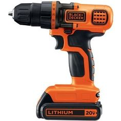 Black & Decker 20-Volt MAX Lithium-Ion Cordless Drill/Driver | Fhilster Top Btands At Affordable Prices