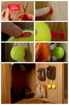Get your shoes under control! | Sugru