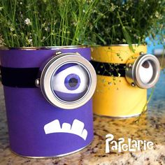 Despicable Me / Minions Birthday Party Ideas | Photo 1 of 23 | Catch My Party