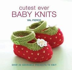 Pregnancy is the perfect time to learn how to knit or to get started on a knitting project for the baby to be. There are so many cute and snuggly things you could make. The list of books below is p...