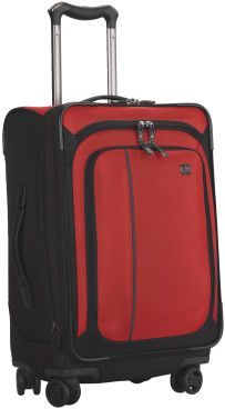 fc2c82653d Victorinox Swiss Army Werks Traveler 20 Dual-Caster Carry-On 313019