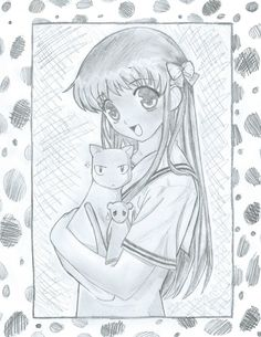 Yuki, Kyo, and Tohru by EmilySmiles-17.deviantart.com on @deviantART