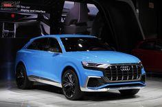 Detroit Motor Show NAIAS 2017, 08. - 22. Januar 2017 -  (Zoom)Audi, BMW, Mercedes & Co. - 10.01.2017, 22:01:03