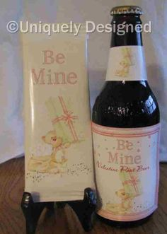 Be mine Hershey and root beer