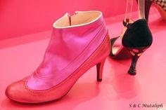 Le blog de S & C Mutaliph: Suivez le chemin des chaussures !