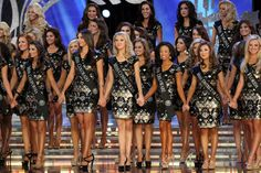 Miss America 2015. Joseph Ribkoff Dress Style 144572.  Available now at ASPIRATIONS.