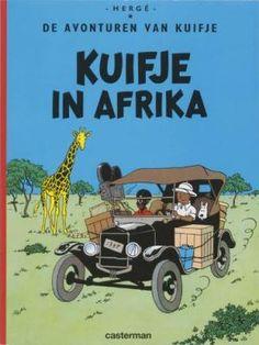 Kuifje in Afrika