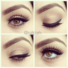 Gorgeous makeup ideas for women with hazel/brown eyes. | Beautylish