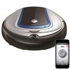 Hoover Quest 700 Robotic Vacuum $199.99 (Black Friday) @ Target