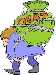 A step-by-step guide on how to become debt free, including using the debt snowball to accelerate your get out of debt plan. Debt Repayment, Loan Consolidation, Debt Payoff, Control Social, Instant Loans, Debt Snowball, Student Loan Debt, Get Out Of Debt, Payday Loans