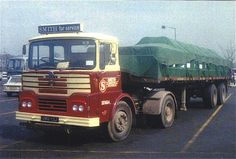 J&A Smith Transport Scotland. Smith for Service Guy Vintage Trucks, Old Trucks, Classic Trucks, Classic Cars, Old Lorries, Van Car, Classic Motors, Camping Car, Commercial Vehicle