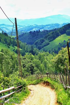 Well when it comes about Transylvania, Romania, the landscapes are really amazing! This country has an amazing nature.