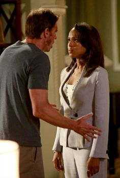 """Scandal"" - Jake & Olivia"