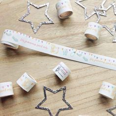 masking tape naissance jumeaux personnalise made in france