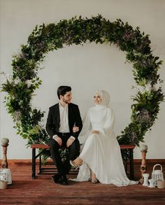 Wedding Couple Poses Photography, Wedding Poses, Wedding Photoshoot, Wedding Couples, Wedding Bride, Dream Wedding, Wedding Backdrop Design, Wedding Stage Design, Muslim Wedding Gown