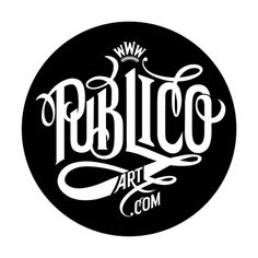 PublicoArt.Com logo by Paul Coors