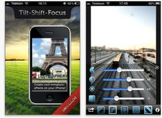 20 iPhone apps to help you create amazing photographs #apps #iphone #photography