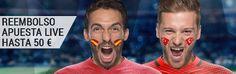 el forero jrvm y todos los bonos de deportes: bwin reembolso 50 euros apuesta live Eurocopa 2016...