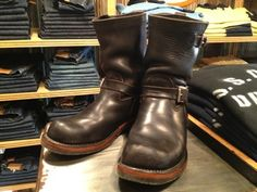 VIBERG Engineer Boot