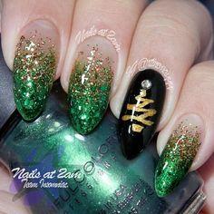 christmas by xtinemayyy #nail #nails #nailart