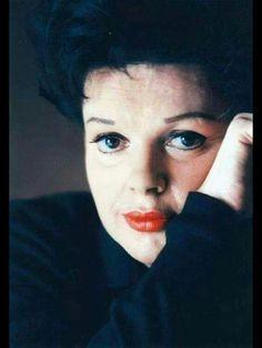 Judy Garland. Photo by Milton Greene, 1961.