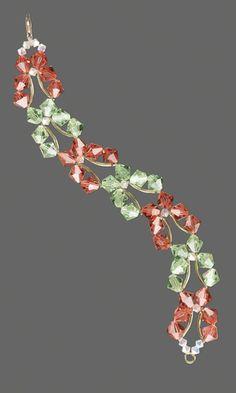Double-strand bracelet