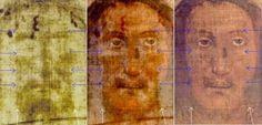 Le pieghe del S.S Sudario di Cristo del Volto Santo di Manoppello rintracciabili nella S. Sindone