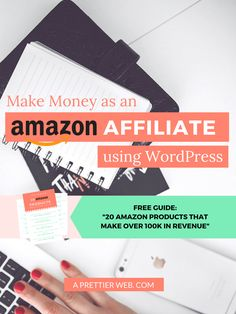 How to Make Money as an Amazon Affiliate with WordPress