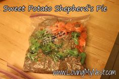 Sweet Potato Shepherd's Pie - Loving My Nest