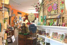 Peek inside the store!!!! #giftsatlanta #gifts #reinspirationstore