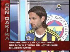 Alper Potukun Fenerbahçe Formasıyla İlk Röportajı