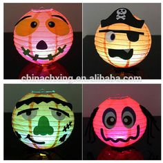 Children Festival LED animals Chinese paper craft lantern with factory price