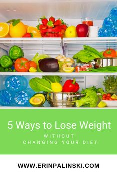 5 Ways to Lose Weight without Diet or Exercise. #weightlossrecipes #weightlossfood #weightlosstricks #healthyeating #healthyeatingplan #weightlossplans #healthyeatingtips #healthylifestyle #diet #healthandfitness #healthandwellness