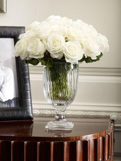 Marion Crystal Vase - Ralph Lauren Home Vases - RalphLauren.com