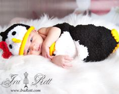 Soft Plush Owl Hat and Cocoon for Newborn Babies READY by IraRott